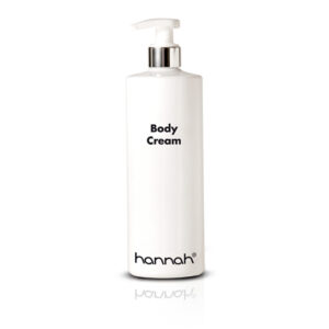 hannah body body cream 500ml
