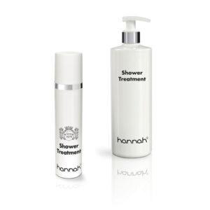 hannah body shower treatment
