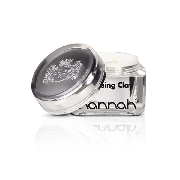 hannah cleansing clay 40ml open